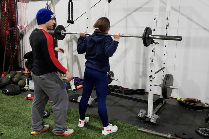 Strength Building by Kansas City Athlete Training Sports Performance Speed and Agility Training for youth, middle school and high school athletes with group classes and private training along with football academy training in Kansas City Missouri