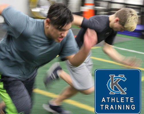 Speed and Agility Training Group Classes for youth and high school boys and girls at Kansas City Athlete Training in Kansas City Missouri