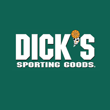 Dick's Sporting Goods is a corporate and equipment sponsor of Kansas City Athlete Training